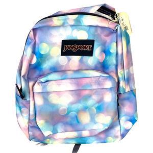 JanSport Backpack SuperBreak City Lights T501